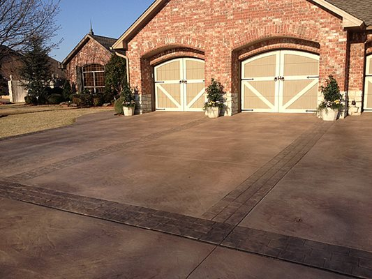 Advanced Concrete Designs Inc Oklahoma City Ok