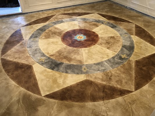 Etched In Stone Designs Llc Lake Mary Fl Concrete