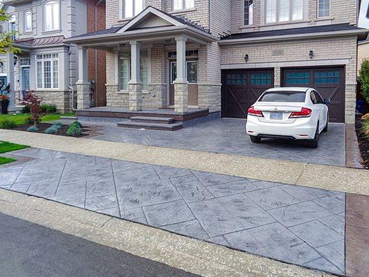 Bomanite Toronto Ltd Vaughan On Concrete Contractors