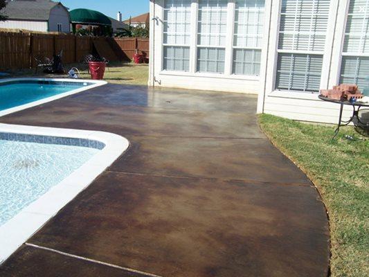 Kda Custom Floor Co Houston Concrete Contractors Near