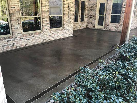 Artistic Concrete Floors Llc Madisonville La Concrete