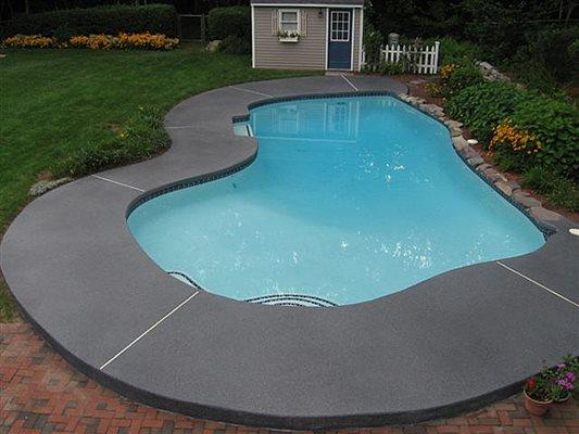 Decorative Concrete Solutions North Easton Ma