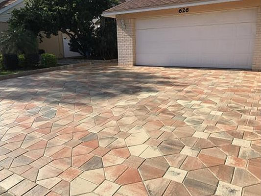 Concrete Pavers Orlando Fl The Concrete Network