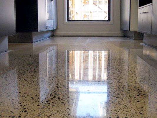 Sterling Diamond Polish Brooklyn Ctr Mn Concrete