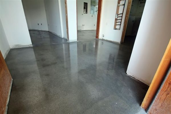 Thompson Floor Seattle Wa Concrete Contractors The
