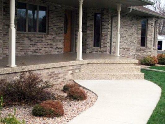 Bts Custom Floors Llc Serving Ne Ia And Mo Concrete