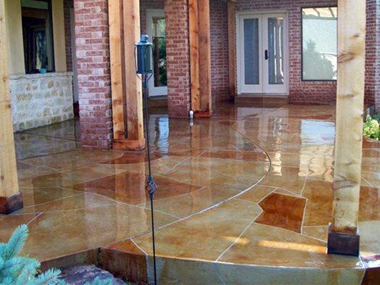 Dcs Decorative Concrete Specialists Llc Edmond Ok
