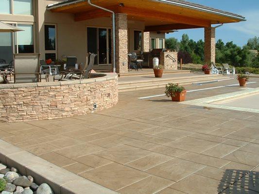 Pritchard Concrete Golden Co Concrete Contractors