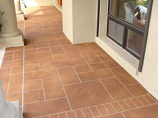 Rogo S Finishing Touch Inc Tucson Az Concrete