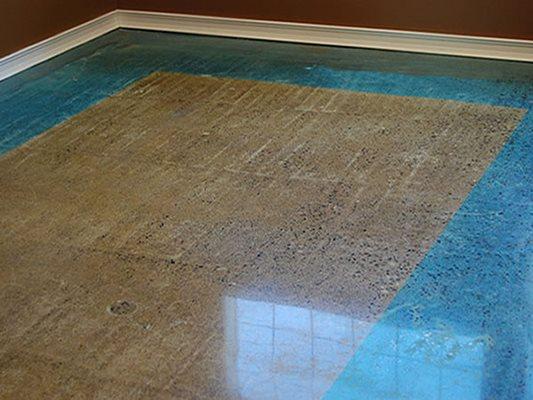 Diamond Polishing Systems Seattle And Nw Wa Concrete