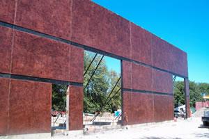 Tilt Up Project In Il Combines Precast Concrete