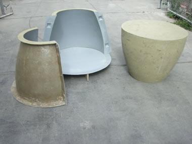 Concrete Furniture Molds