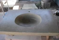 Prefab Concrete Sink Molds - The Concrete Network
