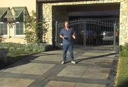 Driveway Design Ideas minimalist awesome and fresh driveway garden with natural stone Get Concrete Driveway Ideas Visit Several Colored And Stained Driveways With Designercontractor Scott Cohen Where He Explains How To Decorate Your