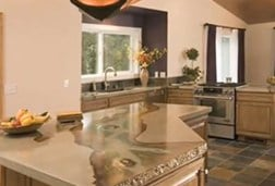 Concrete Countertops Cost Compare Granite And Other