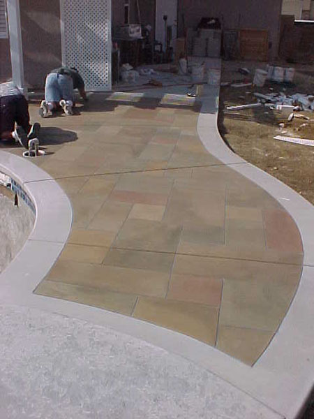 Concrete Staining Is Gaining In Popularity By The Minute
