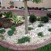 Faux Brick Edging Landscape Borders VenKrete, Inc Coconut Creek, FL