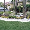 White, Edging Landscape Borders VenKrete, Inc Coconut Creek, FL