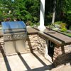 Natural Stone, Bbq Outdoor Kitchens Absolute ConcreteWorks Port Townsend, WA