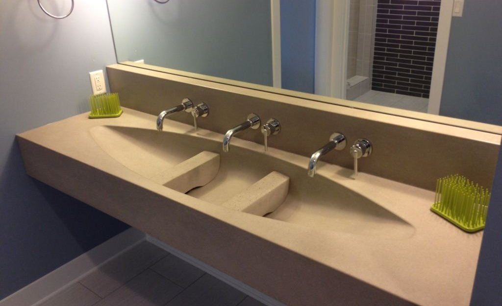 Concrete Sinks And Vessels The Network