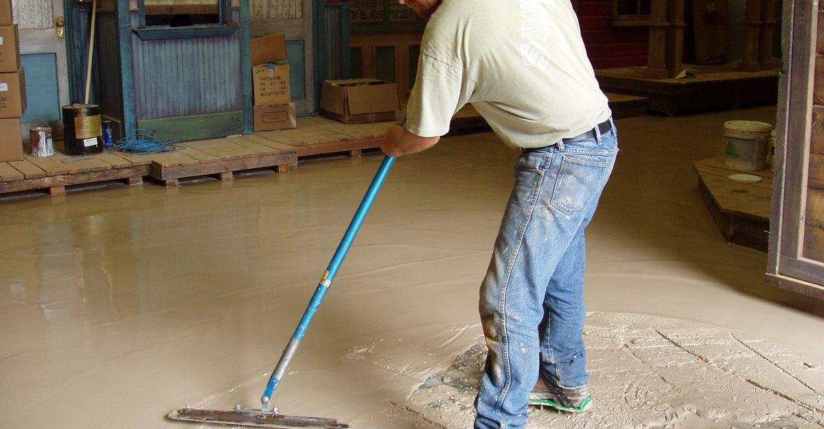 Concrete Overlays Resurfacing Concrete Products and Tips for
