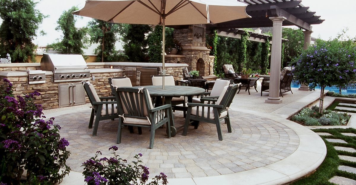 Genial Concrete Patios The Green Scene Chatsworth, CA