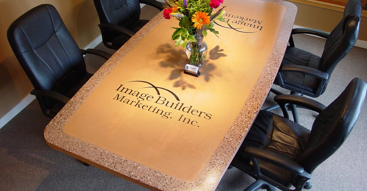 Golden, Logo Concrete Furniture Nobel Concrete Jenison, MI