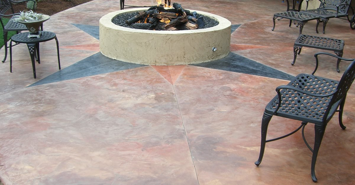 Concrete resurfacing products installation tips the concrete network Exterior concrete floor coatings