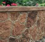 Stone, Wall Concrete Floors Custom DesignCrete, Inc . Crescent, PA