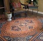 混凝土地板模板,Modello模板地板,模板混凝土地板,混凝土地板Modello设计Chula Vista, CA