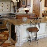 Warm, Old World Concrete Countertops Stone Passion Salt Lake City, UT