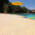 Textured Pool Deck Concrete Pool Decks Sundek of Austin Austin, TX