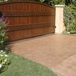 Tan, Simple Site Concrete FX Agoura Hills, CA