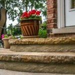 Decorative Steps Made Easy Site ConcreteNetwork.com ,