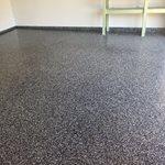 Garage Floor, Topcoat Site Versatile Building Products® Anaheim, CA