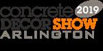 Concrete Decor Show, Arlington Site Concrete Decor Show   ,