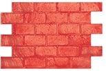 Running Bond, New Brick, Stamp Pattern Site Brickform Rialto, CA
