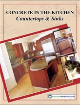 Concrete Countertop Design Catalog