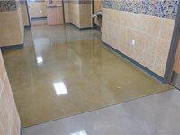 Commercial Floors North Texas Bomanite Inc Dallas, TX