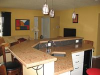 Concrete Countertops Hudecek Cement Inc North Royalton, OH