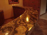 Countertops M Concrete Studios Dayton, OH