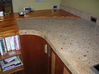 Countertops Decorative Concrete Design Issaquah, WA