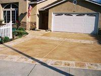 Concrete Driveways Custom Concrete Resurfacing, Inc. San Jose, CA