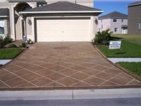Concrete Driveways Ideal Concrete Designs Riverview, FL