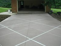 Concrete Driveways Columbus Canton Dayton And Lima Oh
