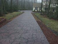 Concrete Driveways Santarelli Stamped Concrete Wilkes Barre, PA