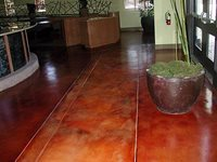 Concrete Floors AFS Creative Finishes Rancho Cordova, CA