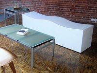 Concrete Furniture Concrete habitat™ Spokane, WA