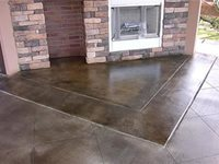 Concrete Patios Kemikoating Surfaces Beaverton, OR