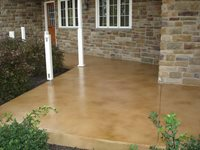 Stained Concrete In Columbus Canton Dayton And Lima Oh